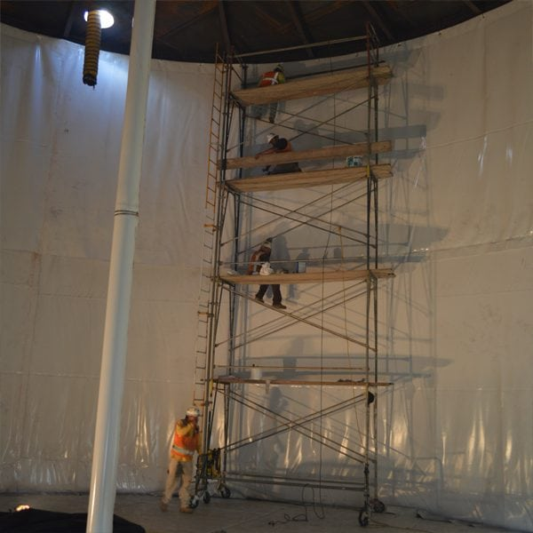 Water Tank Liners – Field Lining Systems, Inc